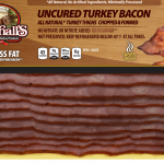 Turkey Bacon Nutrition Facts – Which is healthier